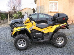 Quad CAN-AM BOMBARDIER Outlander 650  occasion