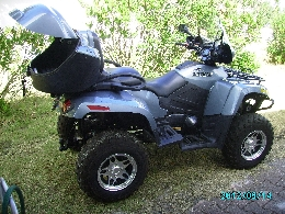 Quad ARCTIC CAT 700 cruiser occasion