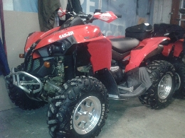 Quad CAN-AM BOMBARDIER Renegade 800 R occasion