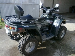 Quad CAN-AM BOMBARDIER Outlander 400 HO MAX occasion