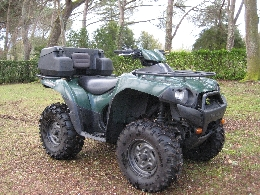 Quad KAWASAKI KVF 750 brute force occasion