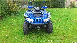 Quad ARCTIC CAT 700 GT FIS PS H1  -  2x4  -  4x4 occasion