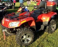 Quad ARCTIC CAT 700 TRV Cruiser EFI occasion