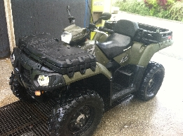 Quad POLARIS Sportsman 550 X 2 occasion