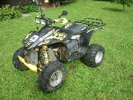 Quad POLARIS Scrambler 500 4x4 occasion