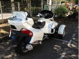 Quad CAN-AM Spyder RT Limited occasion