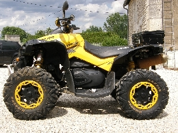 Quad CAN-AM BOMBARDIER Renegade 800 xxc occasion