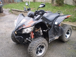 Quad ARCTIC CAT XC 450  occasion