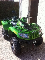 Quad ARCTIC CAT 550 H1 efi 4x4 occasion